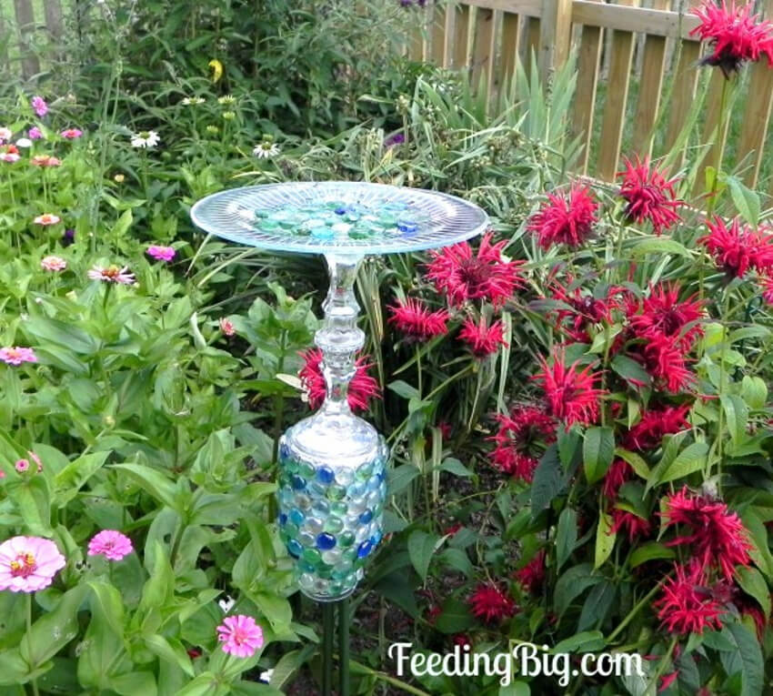 Enjoy this relaxing DIY butterfly feeder project.
