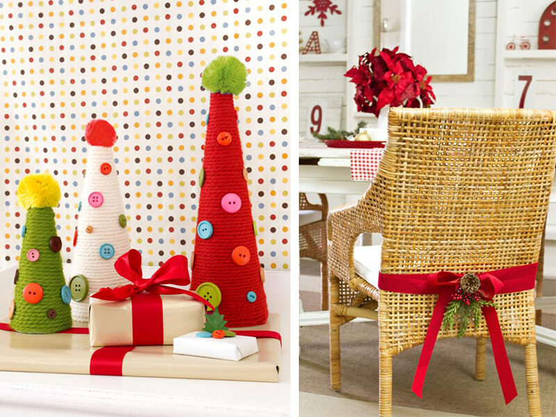 6 DIY Christmas Decor Ideas For a Beautiful Holiday
