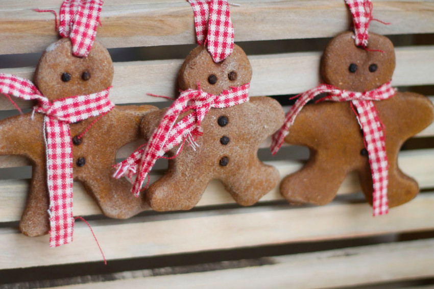 Gingerbread cookies are part of the Christmas magic!