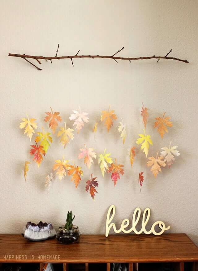 DIY projects for fall can come in many shapes and sizes