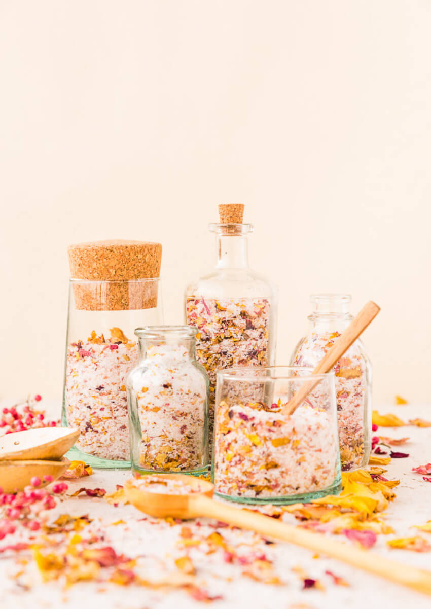 These bath salts can be a great gift!
