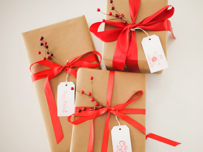 10 Creative and Beautiful DIY Ways To Wrap Your Gifts