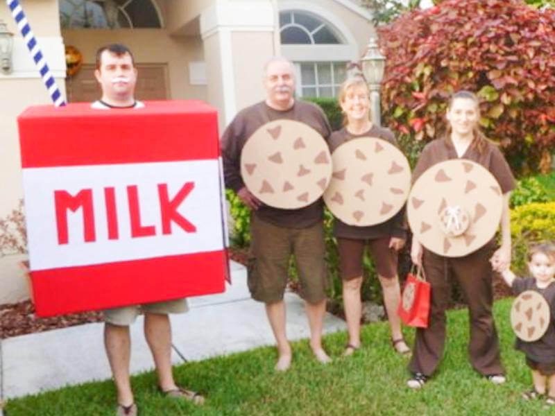 7 Easy DIY Costumes for Halloween