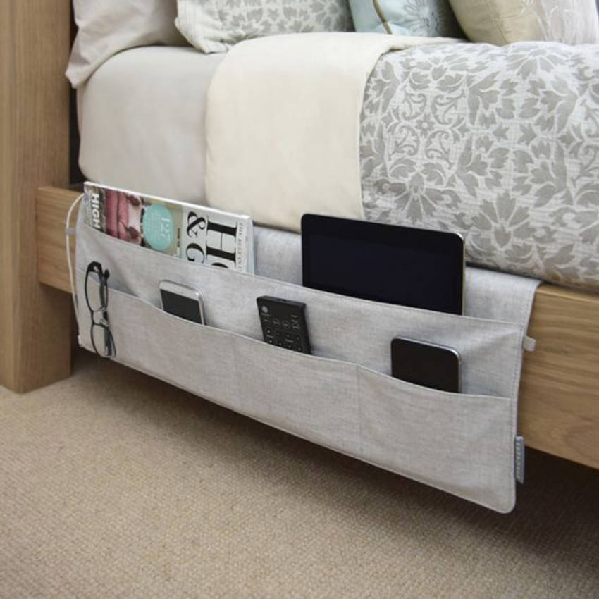 The perfect bedside hack for all your devices!