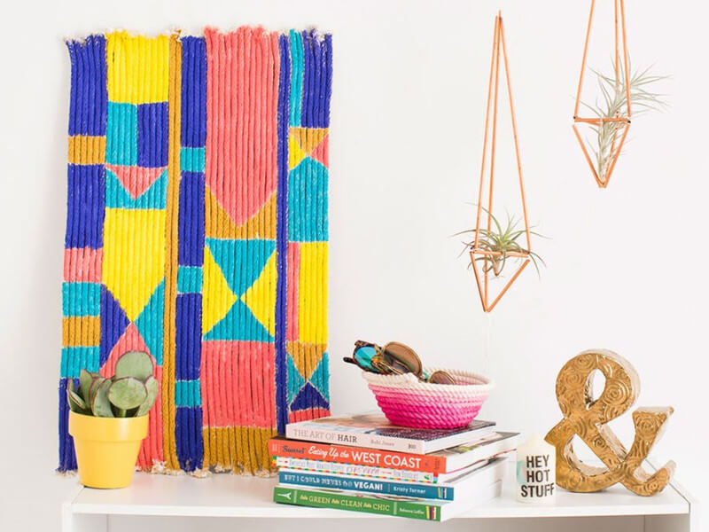 These 5 DIY Home Decor Crafts Are Perfect for Summer