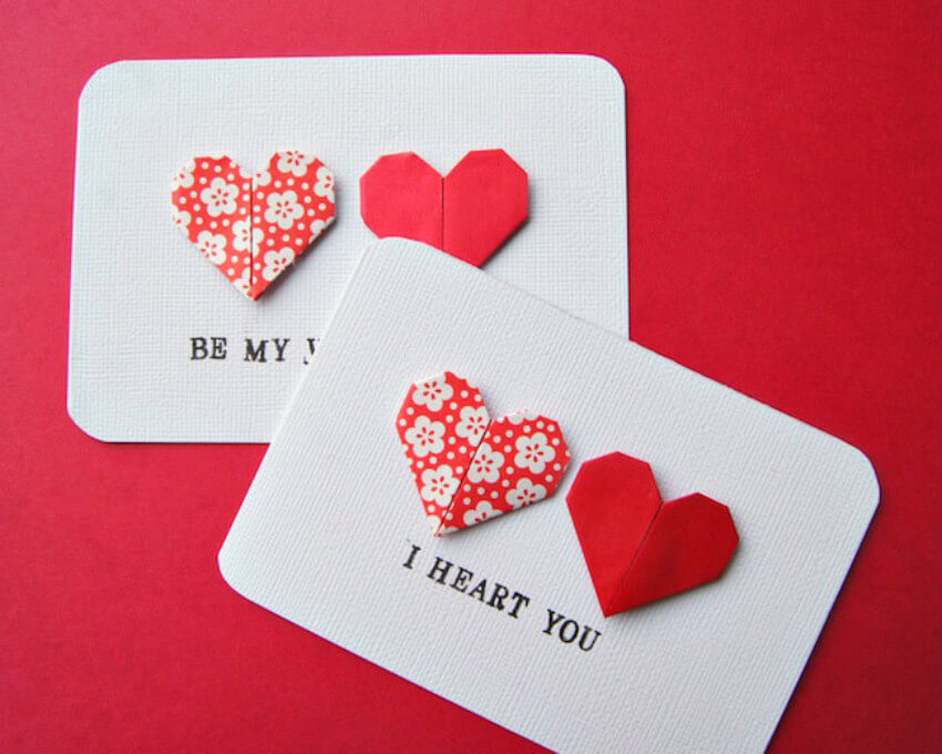 These hearts speak for themselves!