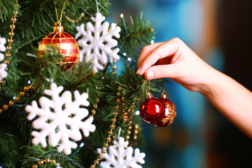 Decorating early can bring out memories of happiness and childhood nostalgia!