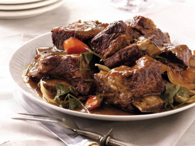 Everyone will love these delicious short ribs!