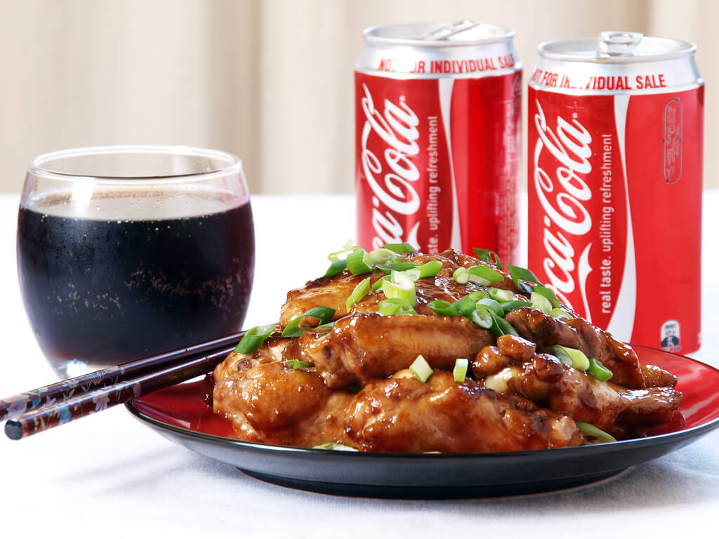Coke-a-cola chicken: you wouldn't have thought of that without this article!