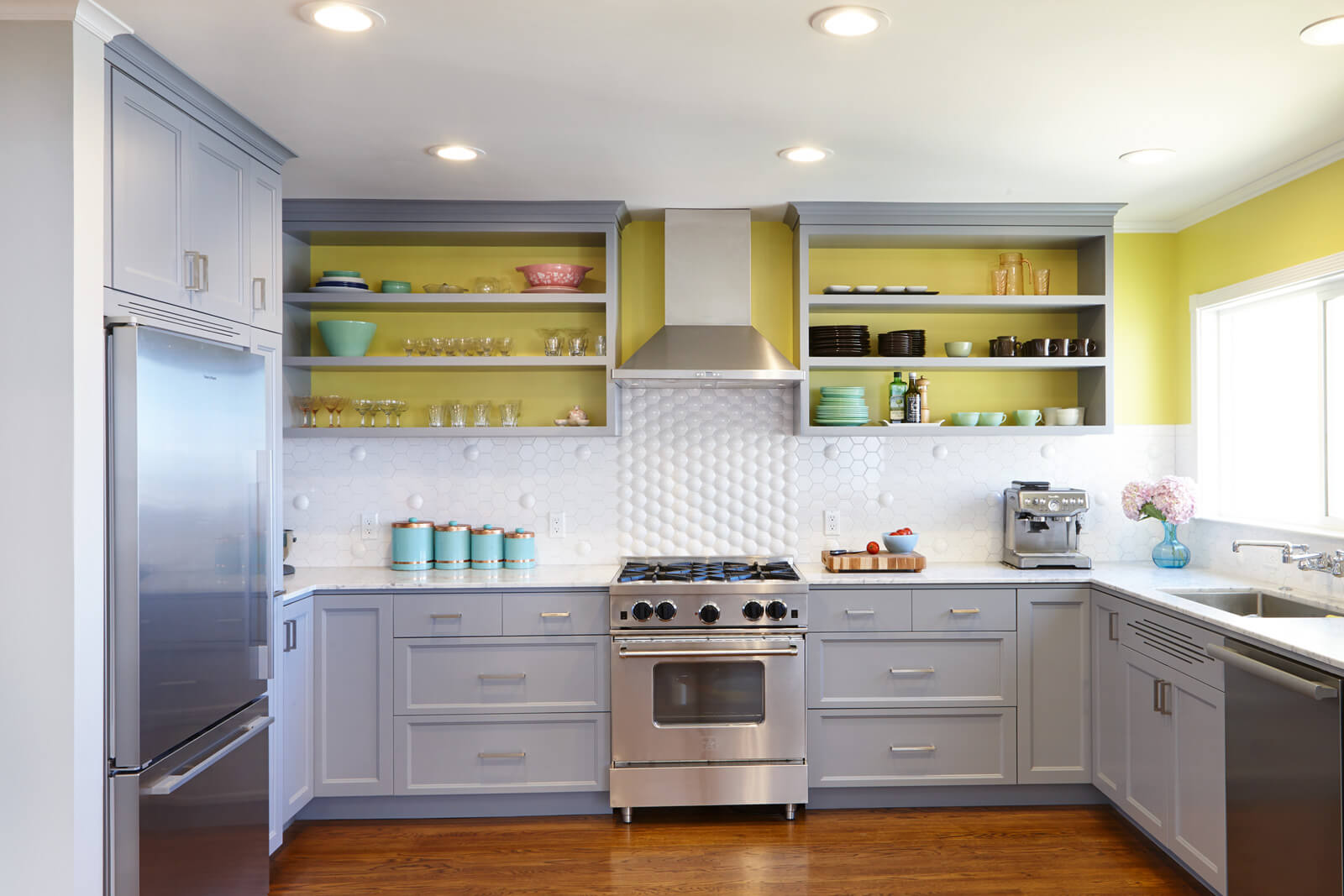 DIY kitchen ideas can really highlight your home