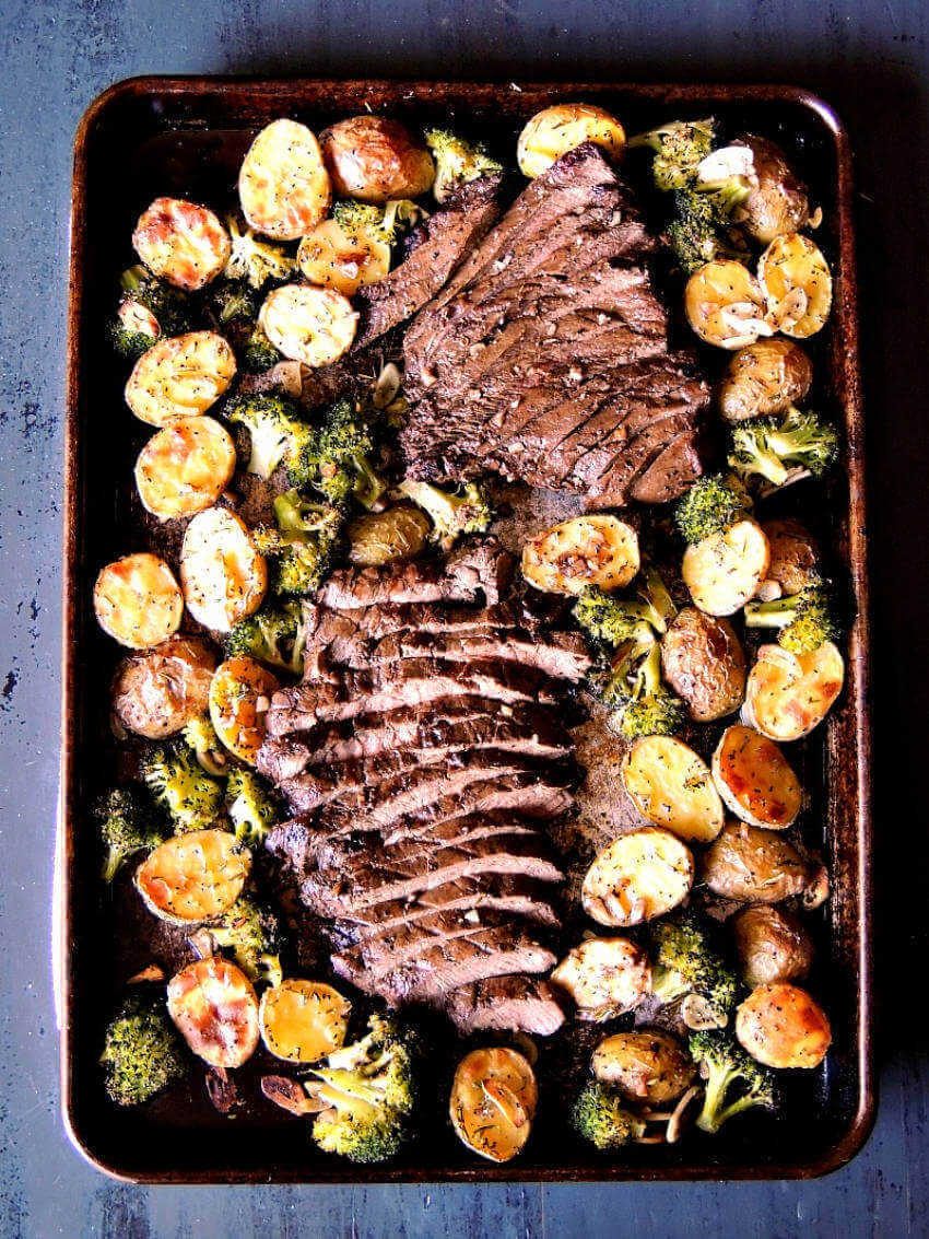 This recipe is perfect for a sunday dinner with family!