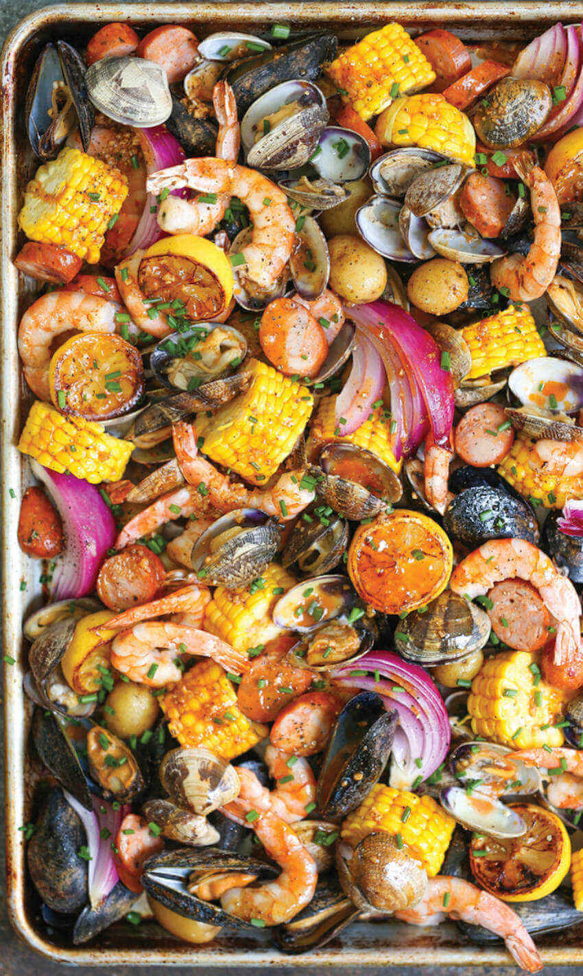 Who doesn't love clam bakes?!