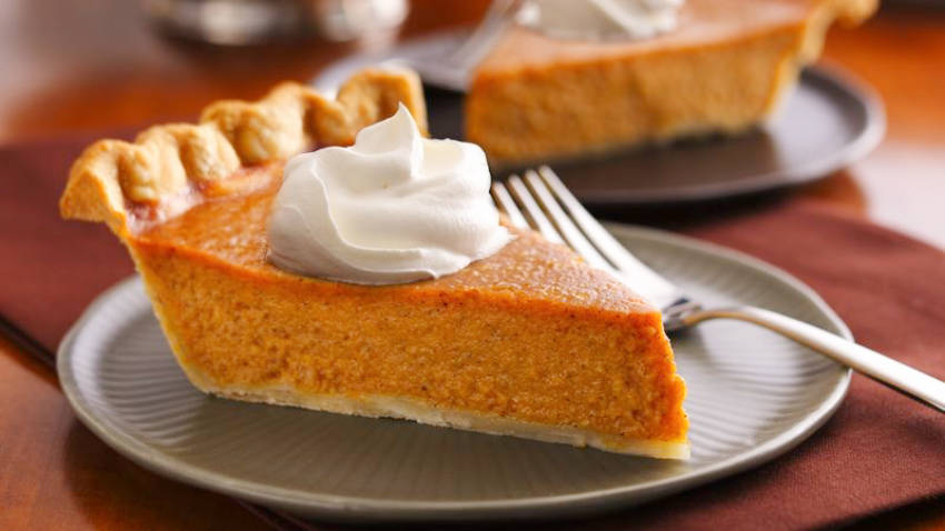 The classic and easy pumpkin pie everyone loves.