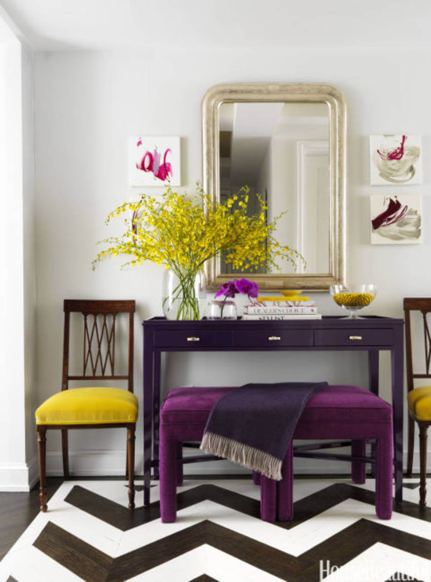 Giving your entryway a modern look will make your home amazing!