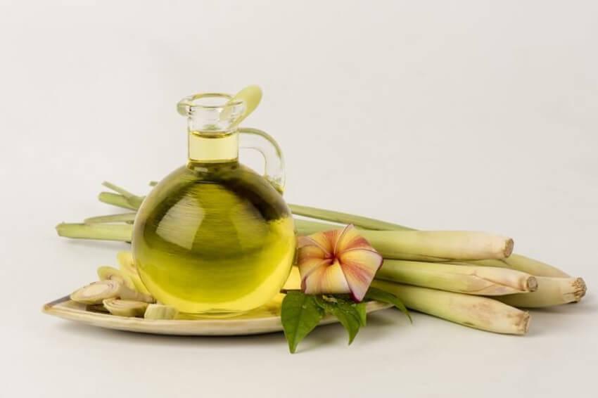 Lemongrass has the bonus of an antidepressant effect!
