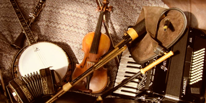 Traditional Irish Music for fun!