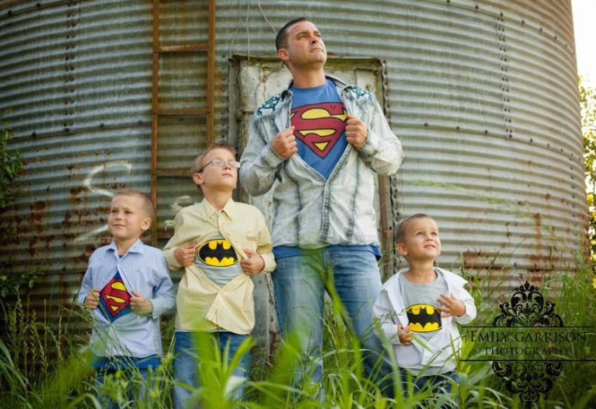 Super family.