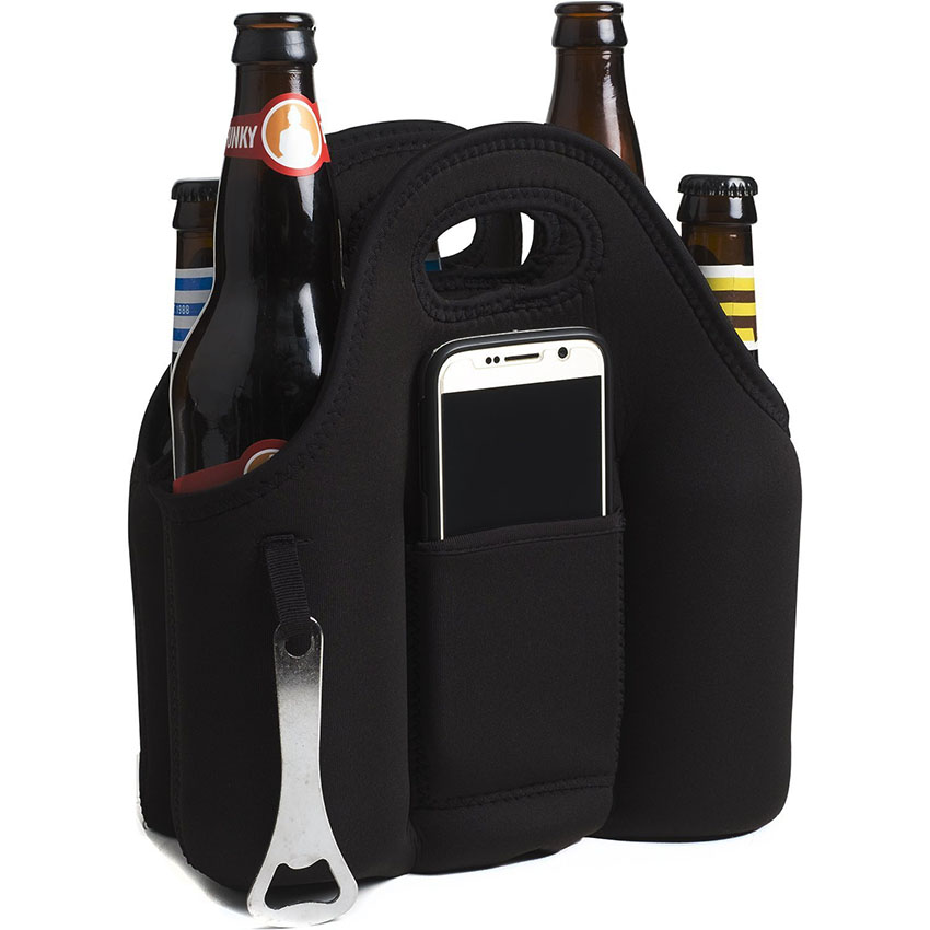 Beer bag gift idea for dad