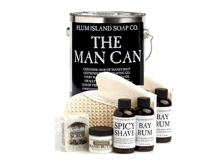 Man Can gift set for Father's day
