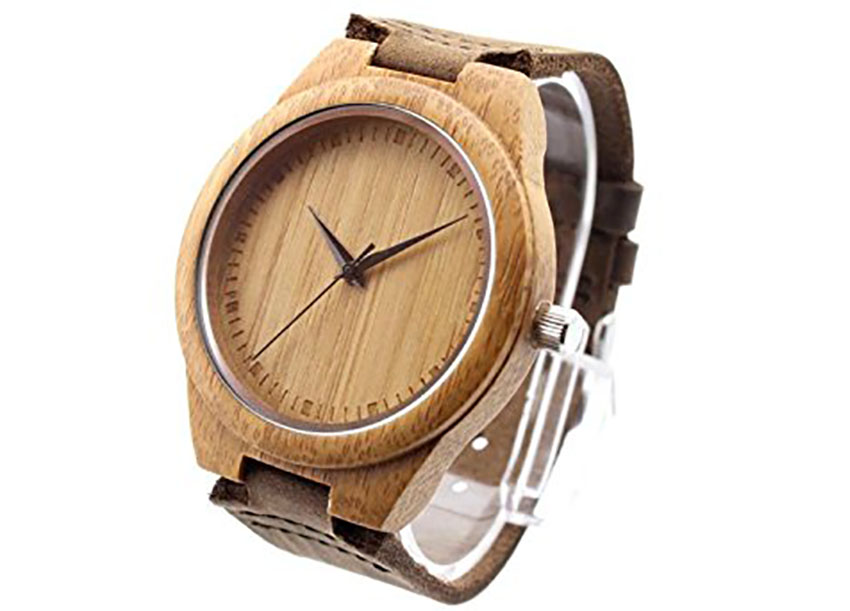 Bamboo Watch for Father's Day