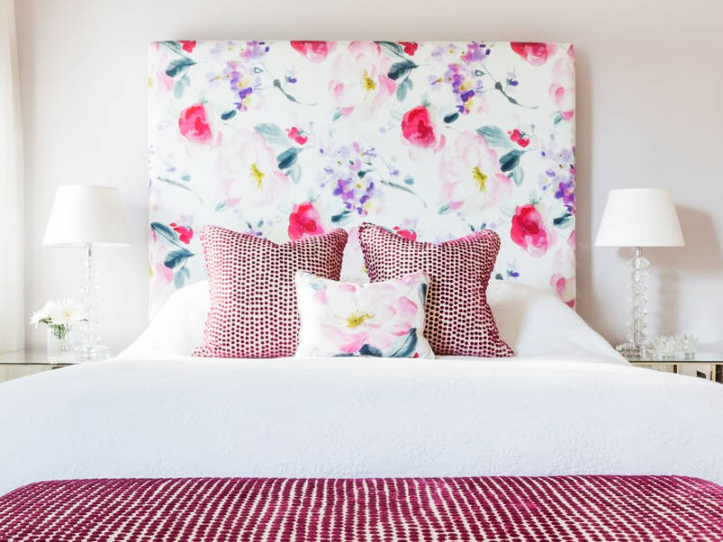 9 Ways of Decorating with Beautiful and Bold Floral Prints