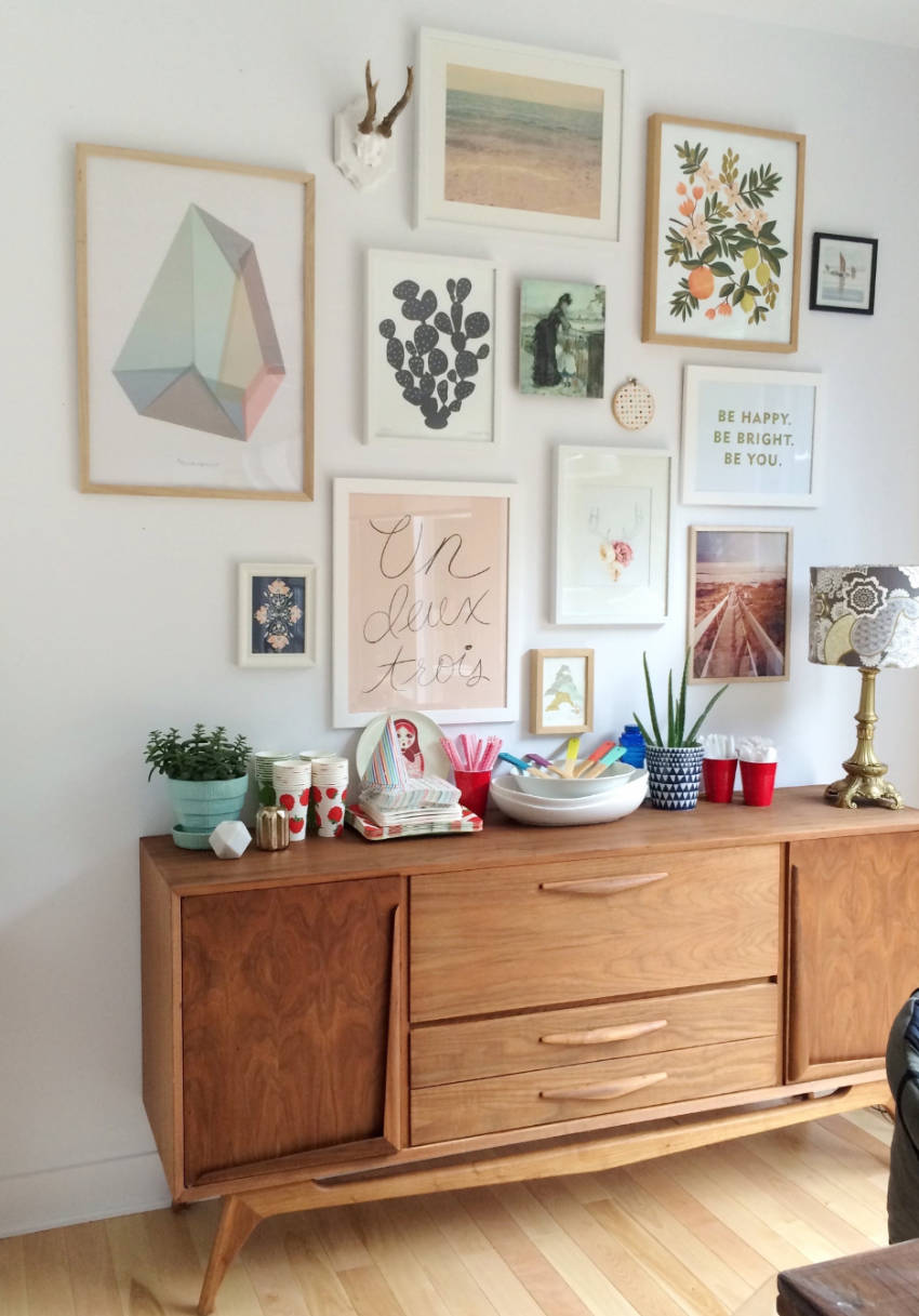 These free printables are perfect to decorate a gallery wall!