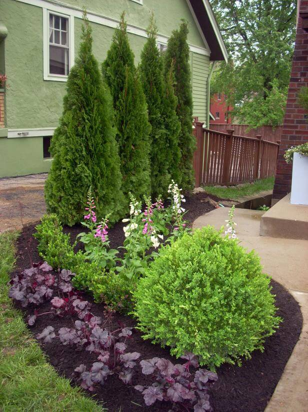 Some basic gardening skills are what you need to transform the front of your home
