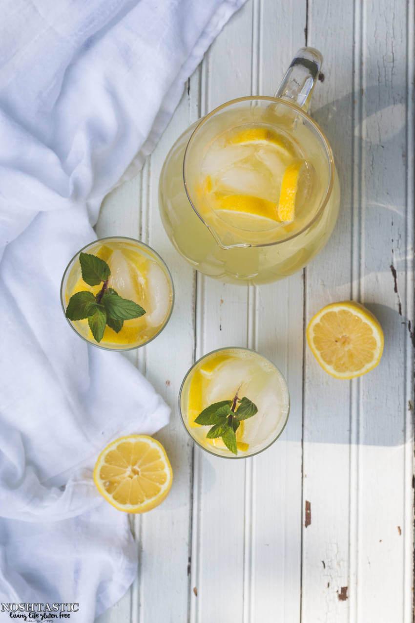 Kids love making lemonade to sell during summer!