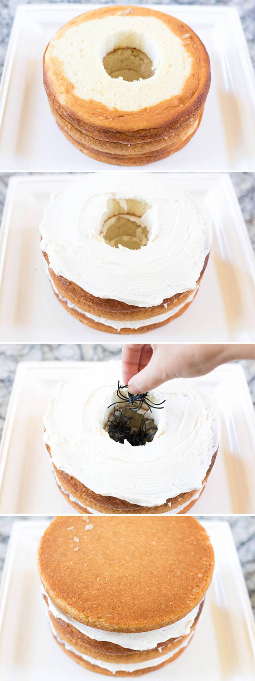 Scary Cake