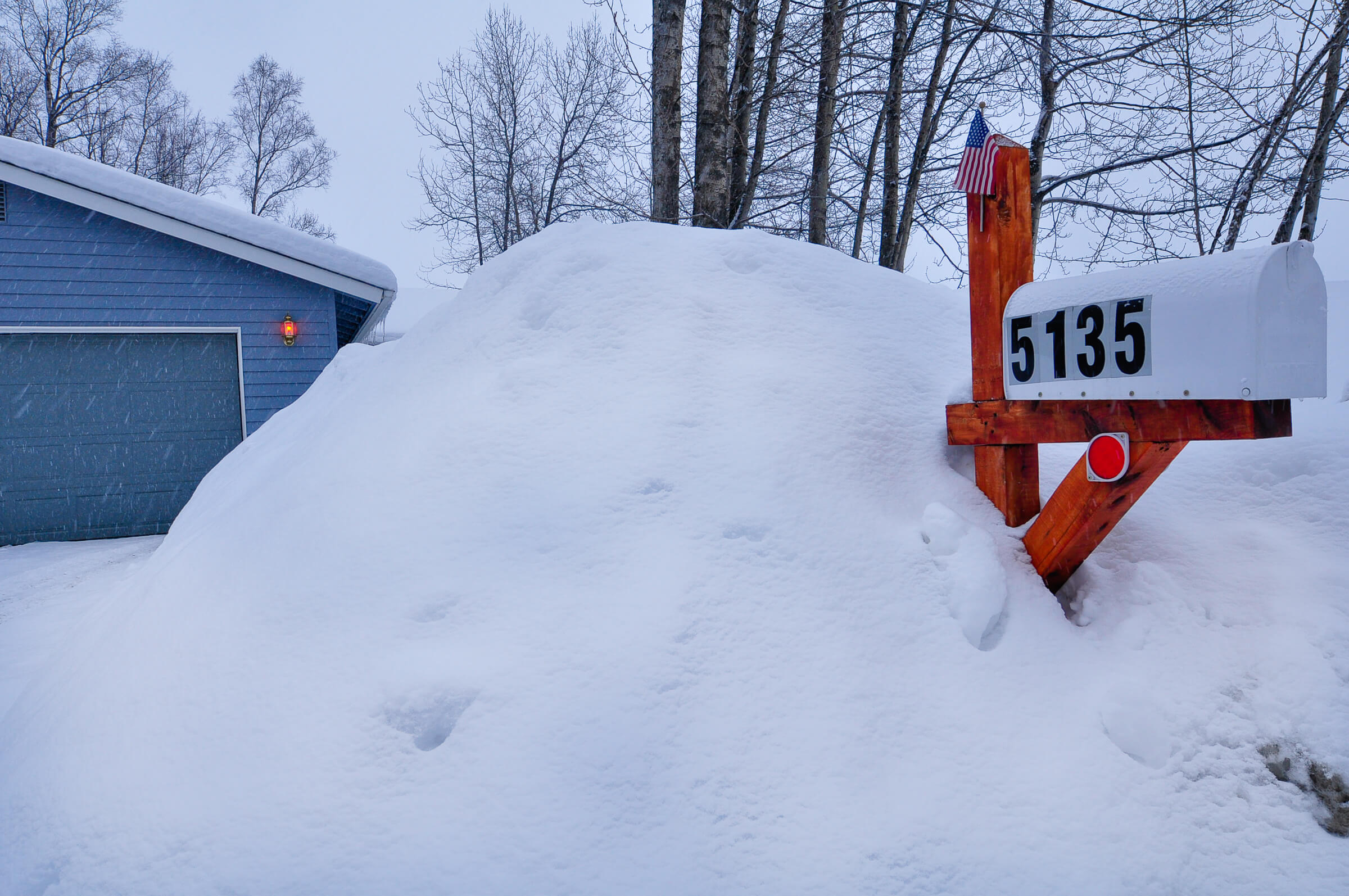 Don't get snowed in this winter