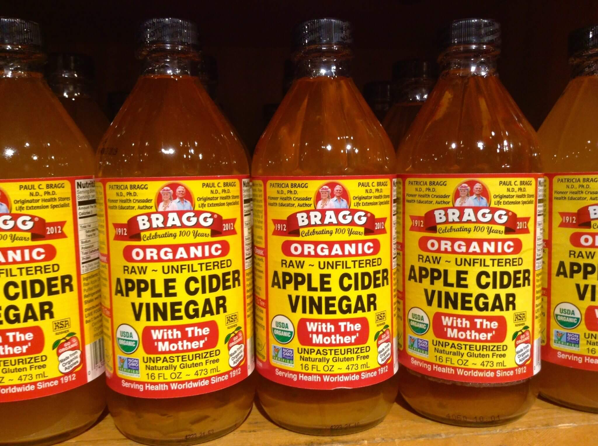 Then benefits of apple cider vinegar are numerous