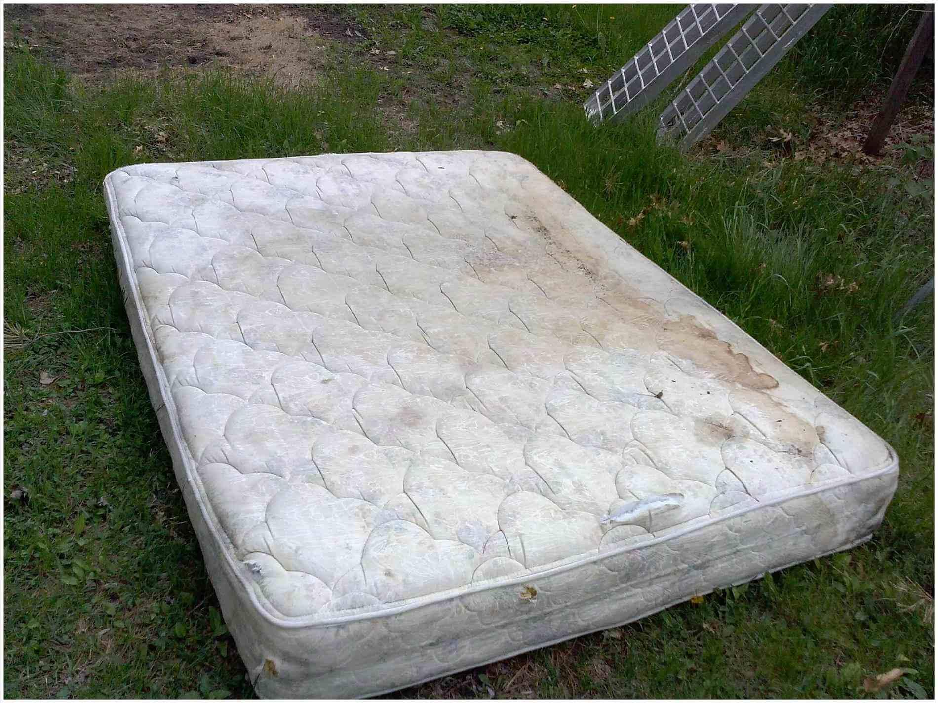 Your mattress has seen better days