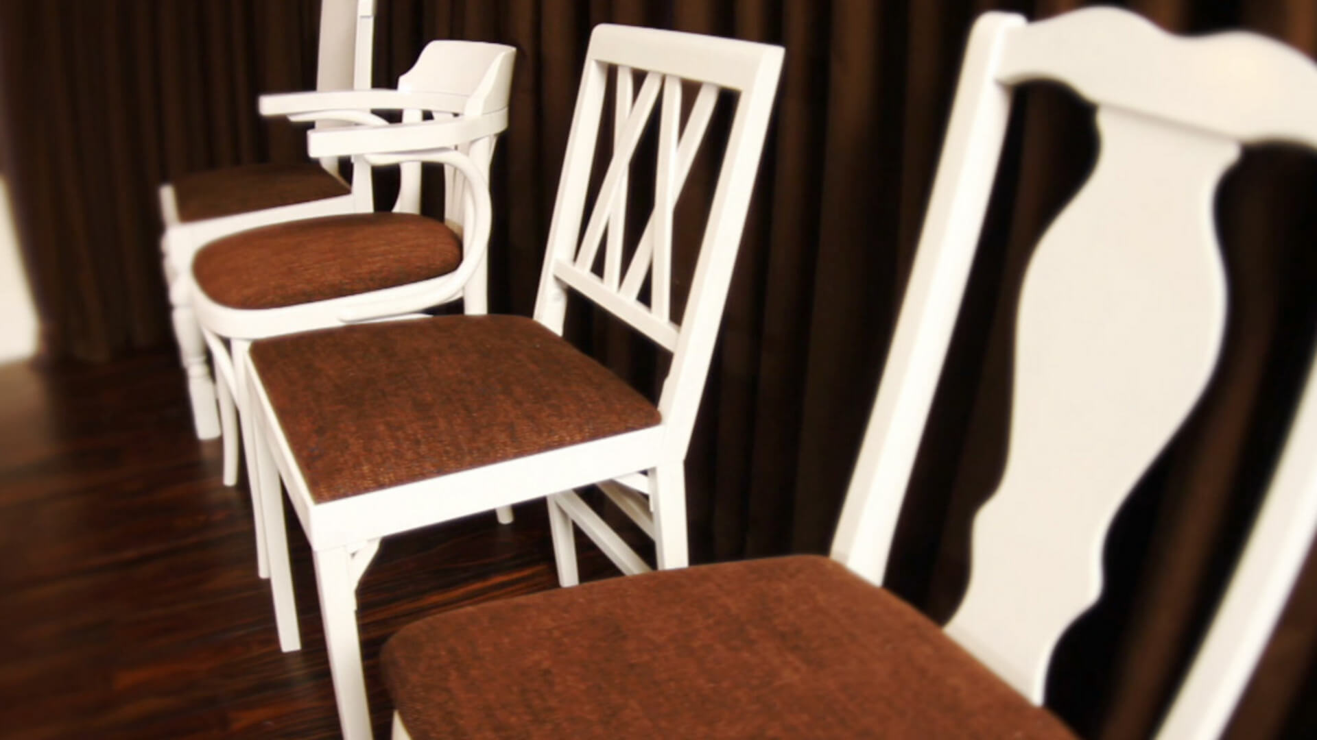 Chairs and furniture can also be donated