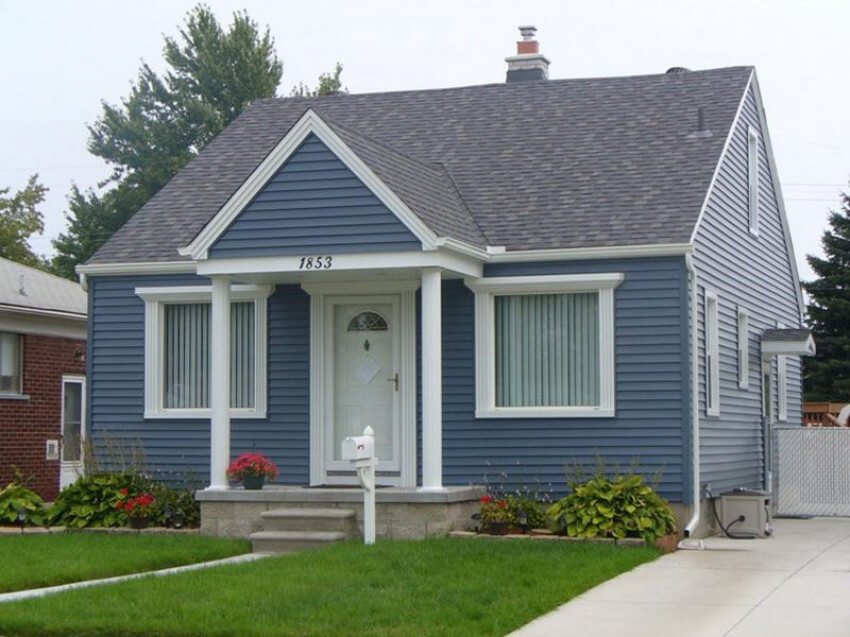 If the energy bills are going up like crazy, your siding may be the issue.