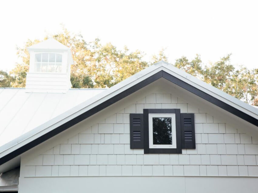 Your siding should be replaced every 15 years.
