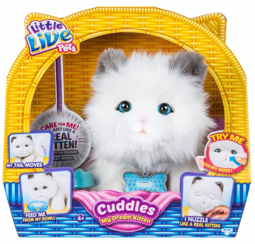 Dream Kitten Pet