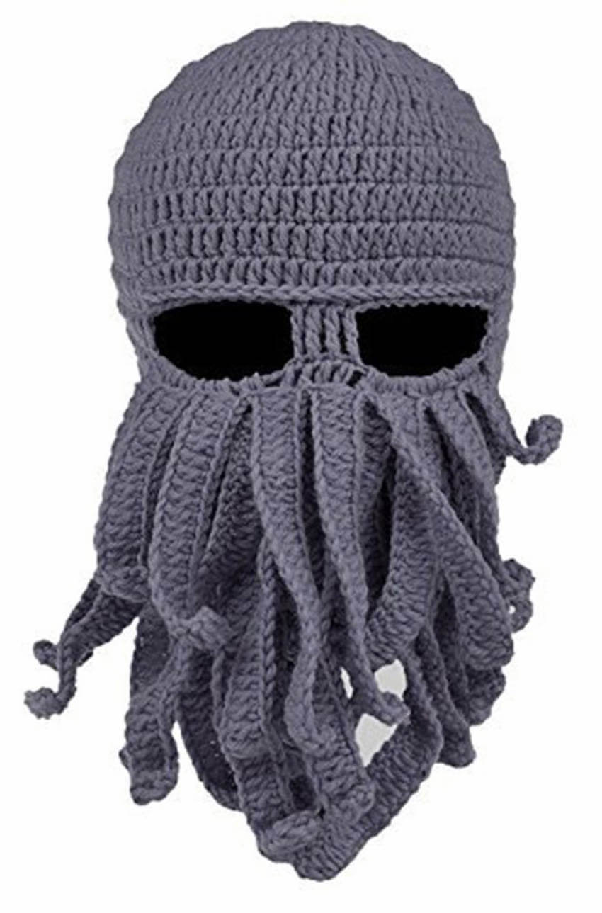 Barbarian Knit Beanie