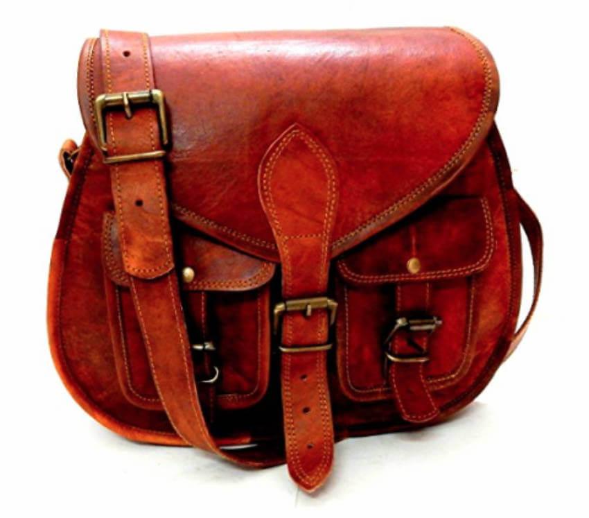 Women vintage style purse