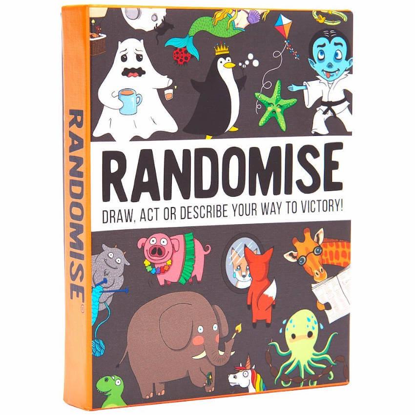 Randomise Party Game