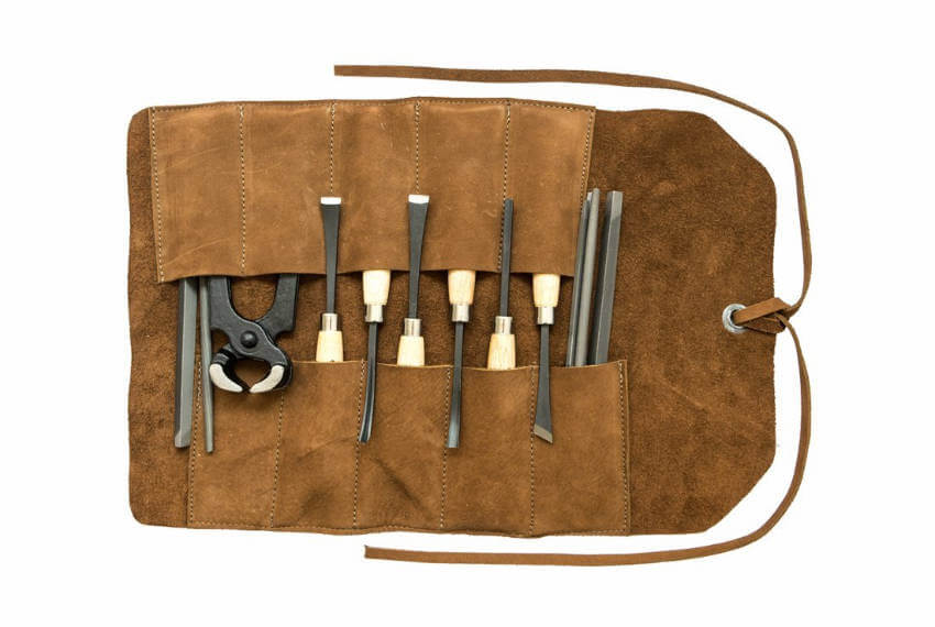 Small tool roll