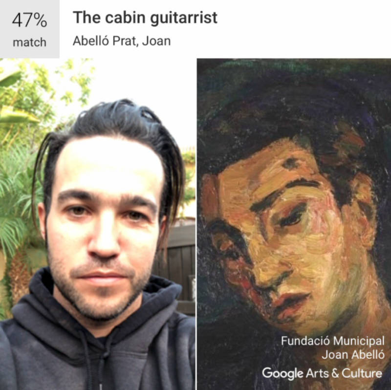 Even Pete Wentz gave it a go!