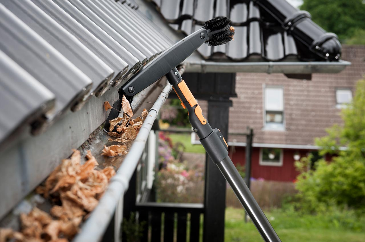Time Saving Tips for Gutter Cleaning