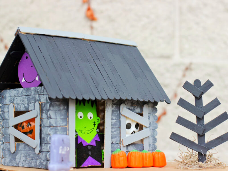 Top 5 Crafts for Kids Who Love Halloween