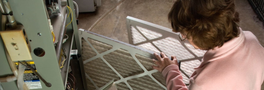 Getting your furnace filter replaced will help keep your indoor quality at its best.