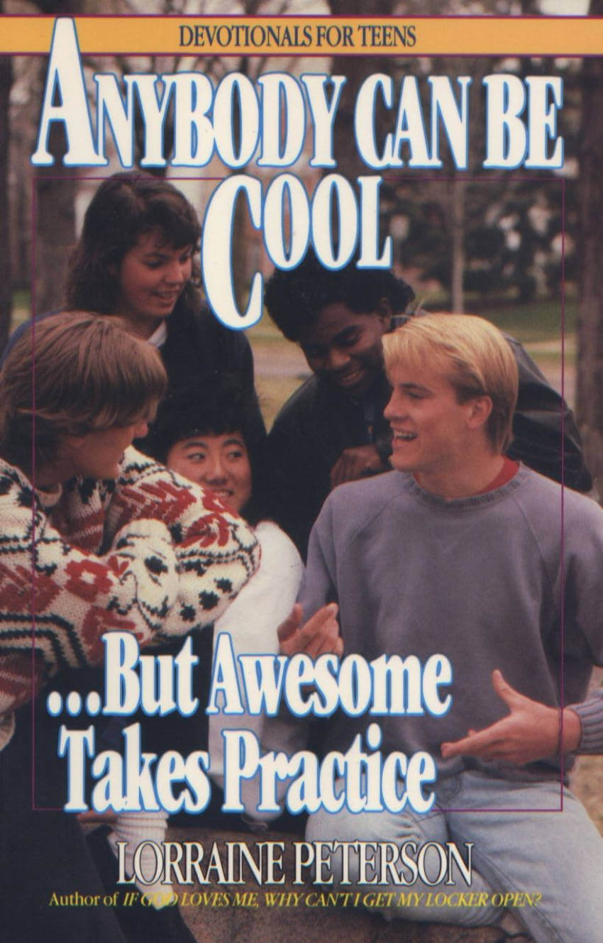 A book everybody needs to read if they want to be awesome