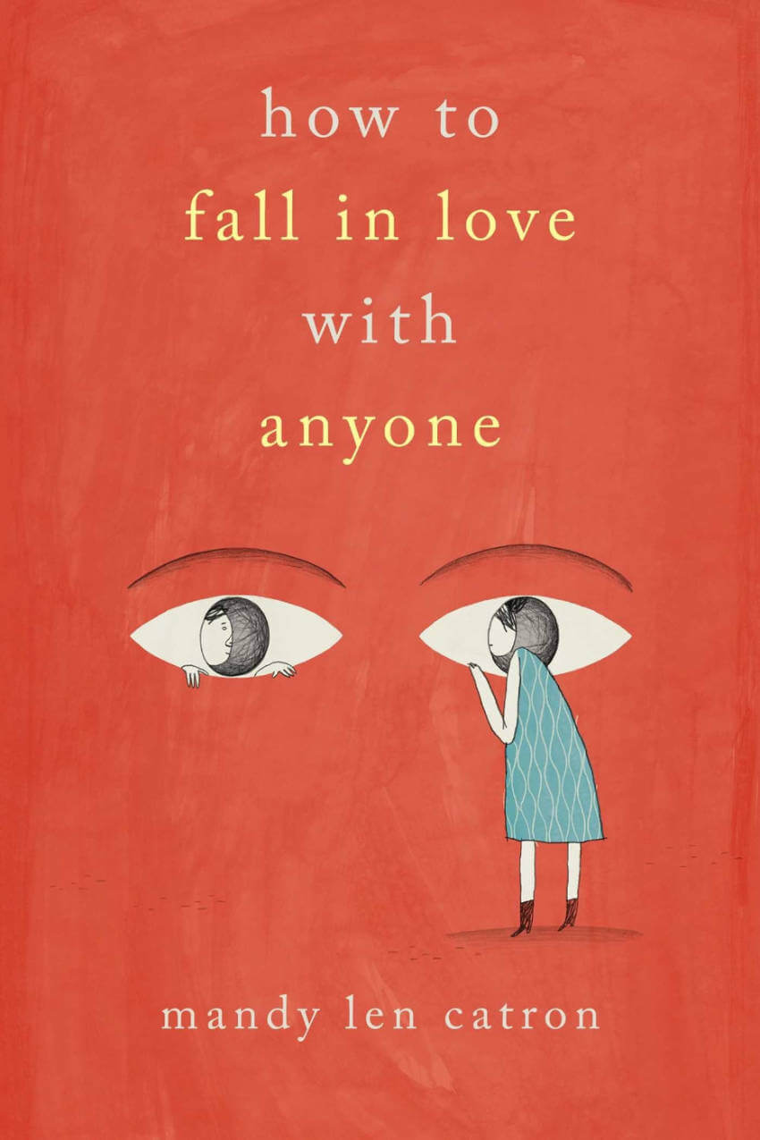 This lovely book is for those who just want to love and be loved, doesn't matter by whom. Finally.