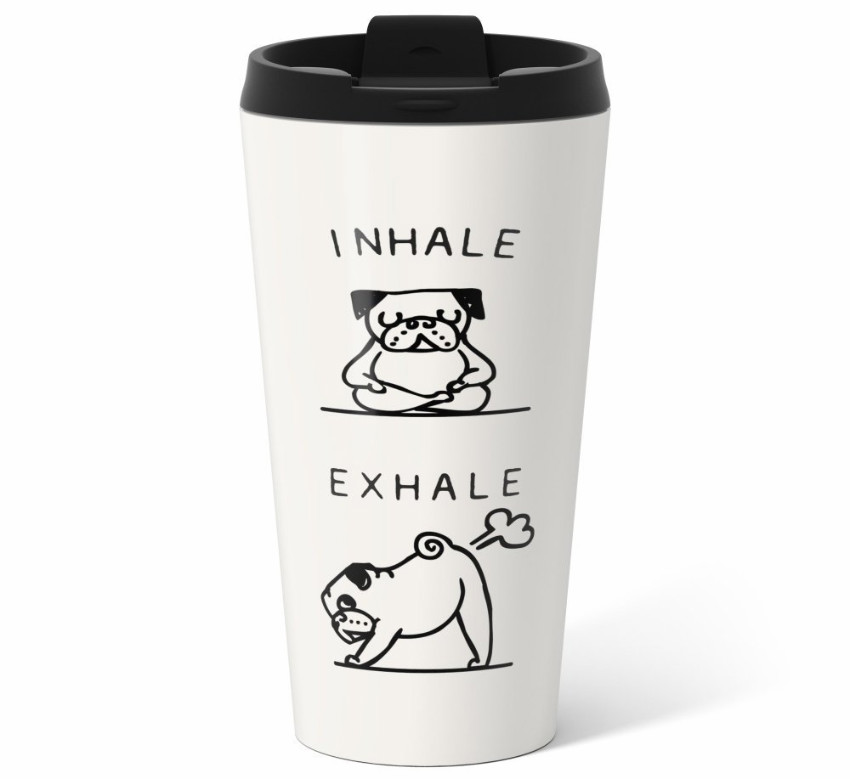 This mug is the perfect combination of hilarious and adorable.
