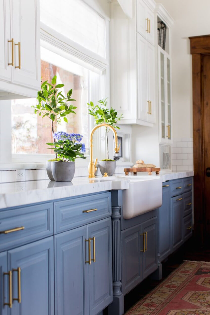 Your kitchen will even look more expensive with this simple decor trick.