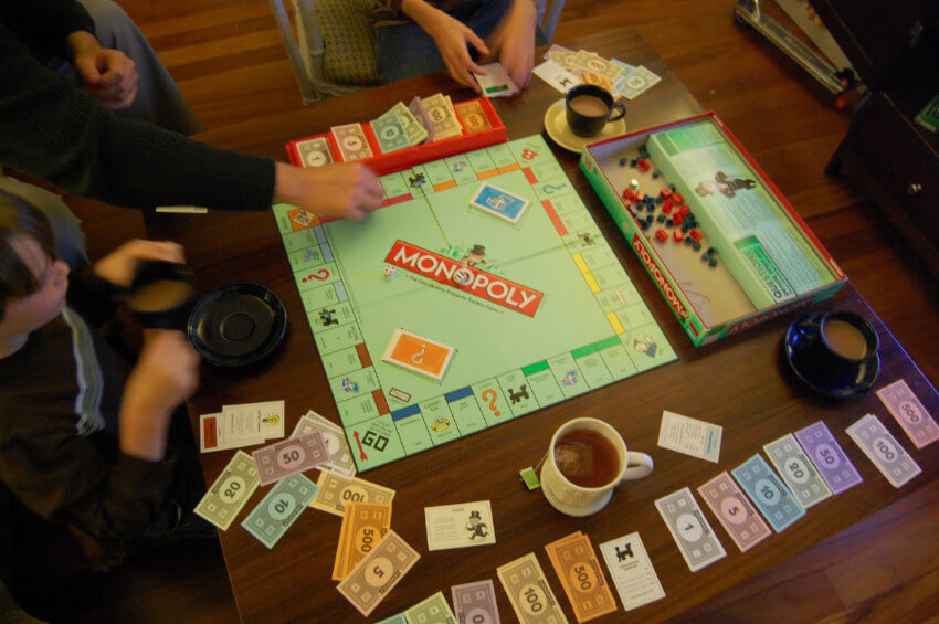 Board games will bring some fun to the holidays!