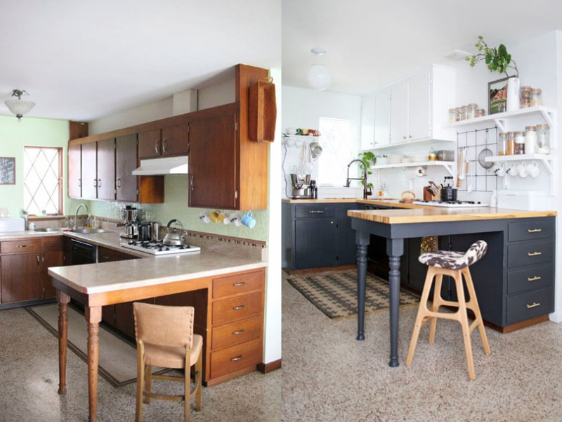 The Best Home Improvement Before and After Pictures
